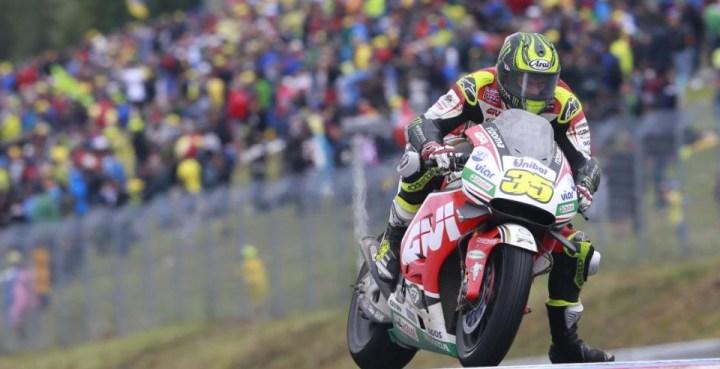 Race Results: Brno MotoGP