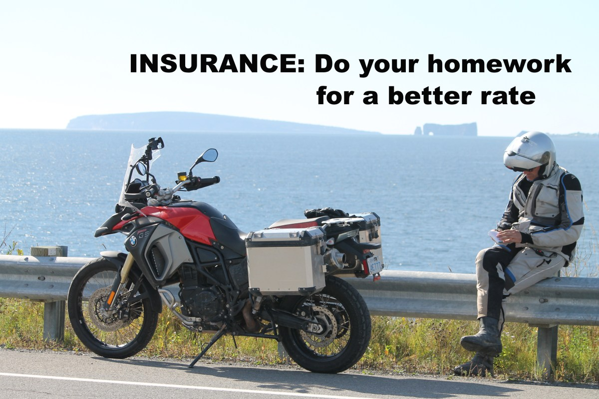 How to lower your motorcycle insurance rates