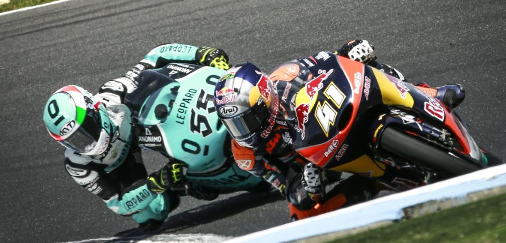 Race results: Phillip Island GP