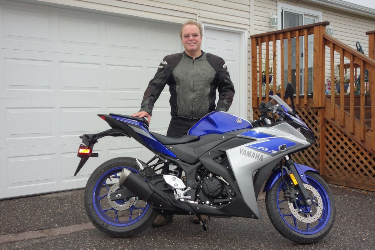 Coming soon: Yamaha YZF-R3 full review