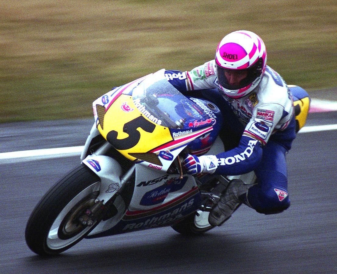 Report: Former MotoGP champ Wayne Gardner arrested