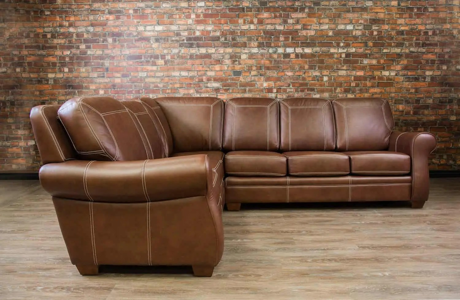 Leather Couch Canada The Humber Leather Sectional Canada 39s Boss Leather Sofas