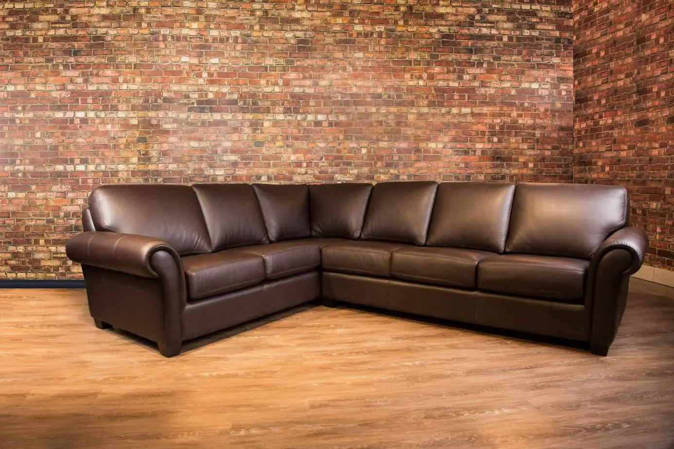 Leather Couch Canada The Bella Leather Sectional Canada 39s Boss Leather Sofas