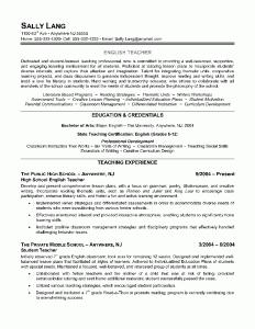 Resume Of Online Tutor English Tutor Resume Sample Tutor Resumes Livecareer English Teacher Resume Example