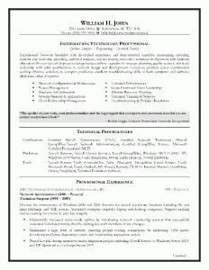 Examples Of Resume Technical Skills | Cover Letter And Resume Samples