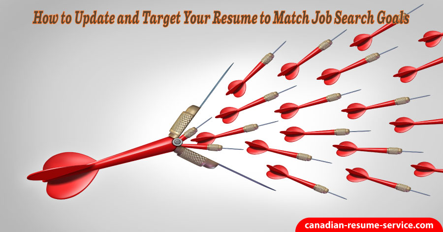 How to Connect Your Resume to Your Job Search - how to update your resume