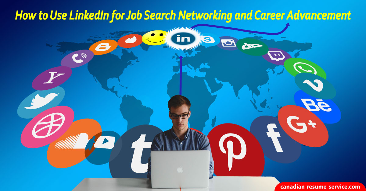 How to Use LinkedIn for Job Search Networking and Career - how to search resumes on linkedin