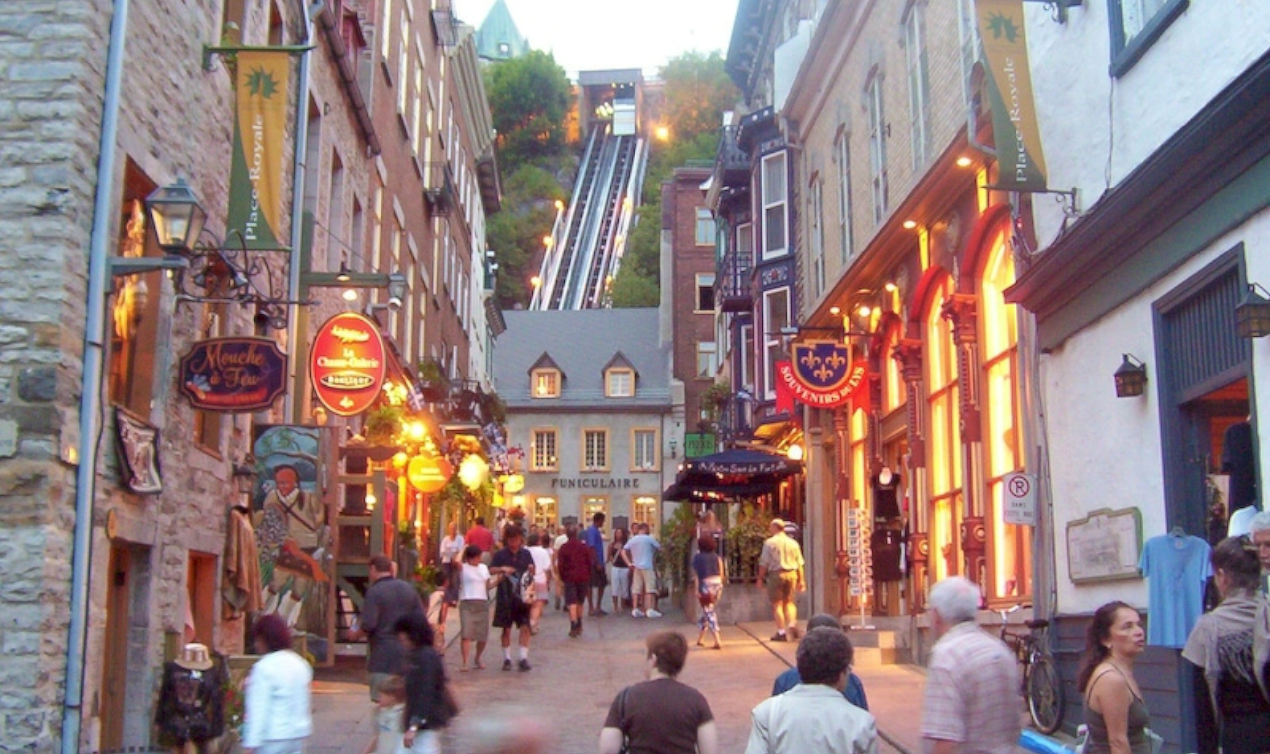 Quebec Montreal Montreal Quebec City Breaks Canada Canadianaffair