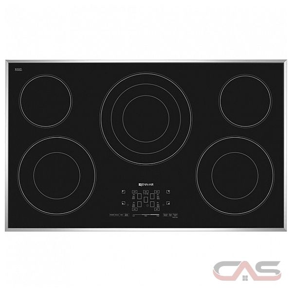 Bertazzoni Range Reviews Jenn-air Jec4536bs Cooktop, Electric Cooktop, 36 Inch, 5