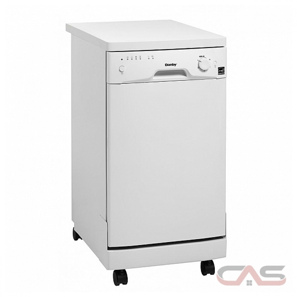 18 Portable Dishwasher Canada Ddw1801mwp Danby Dishwasher Canada Best Price Reviews And Specs