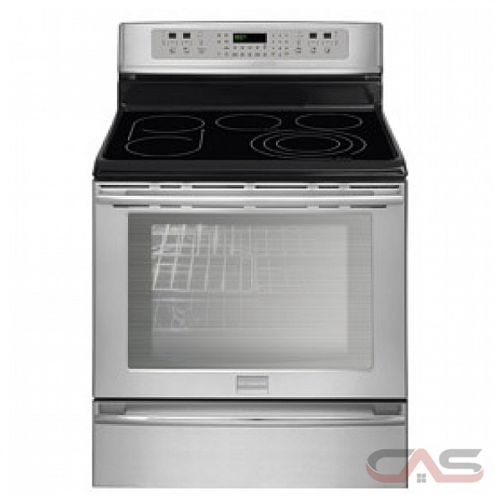 Frigidaire Stove Parts Canada Cpef3081mf Frigidaire Range Canada Best Price Reviews And Specs