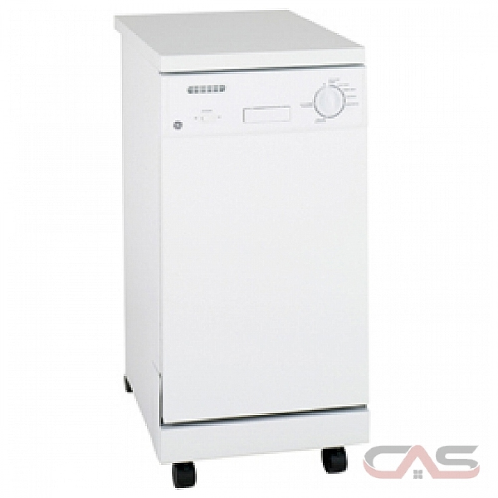 18 Portable Dishwasher Canada Gsc1807pww Ge Dishwasher Canada Best Price Reviews And Specs
