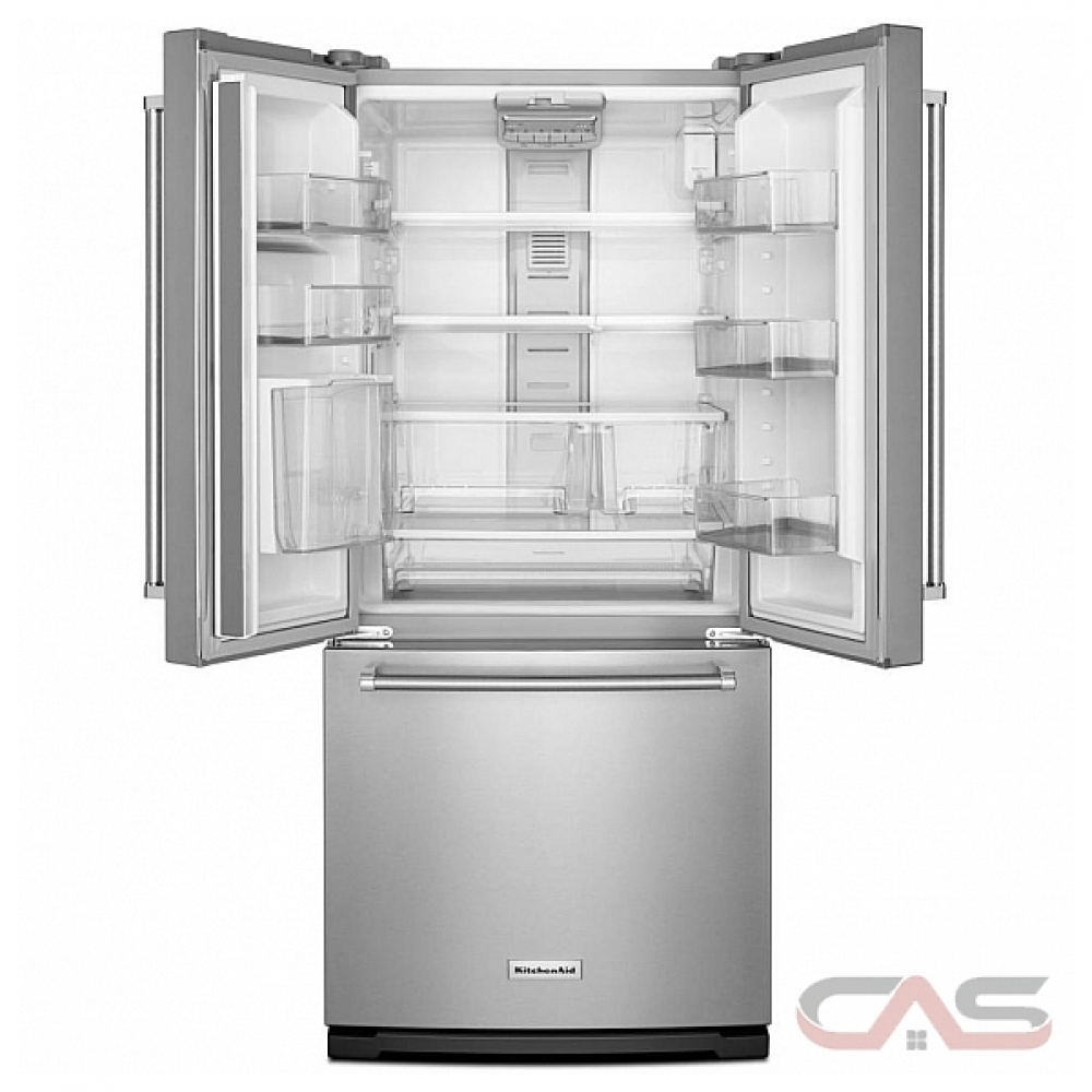 Kitchenaid Krff302ess Kitchenaid 48 Refrigerator French Door Jerusalem House
