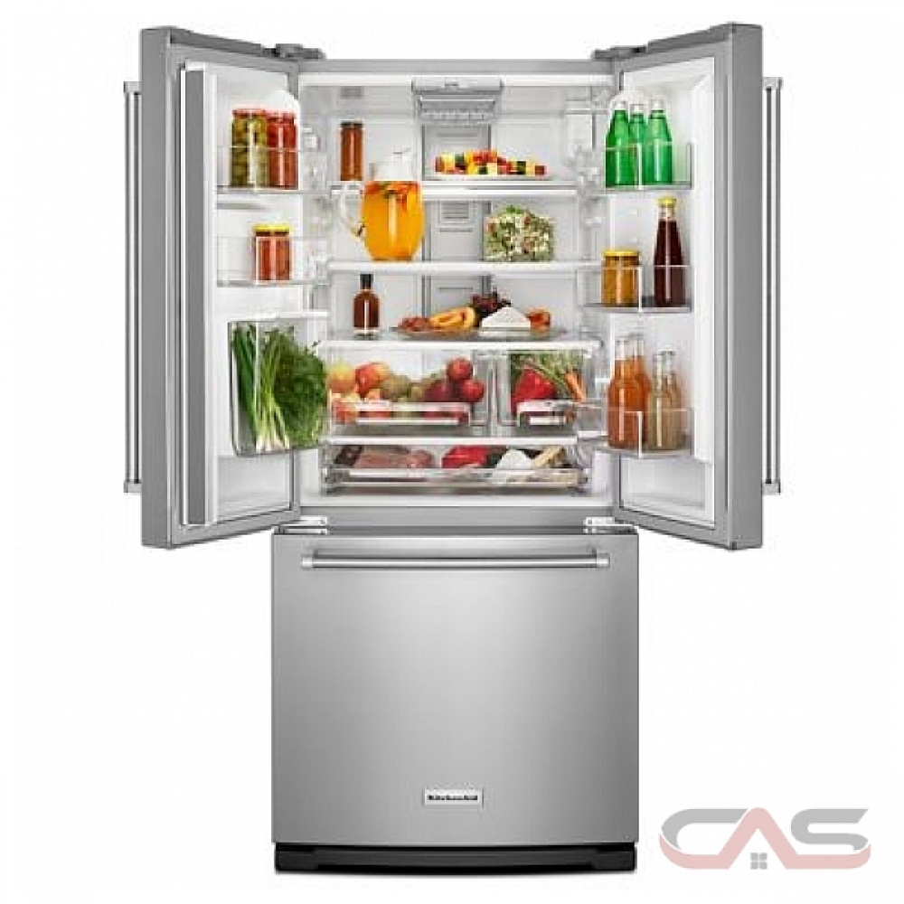 Kitchenaid Krff302ess Krff302ess Kitchenaid Refrigerator Canada Best Price Reviews
