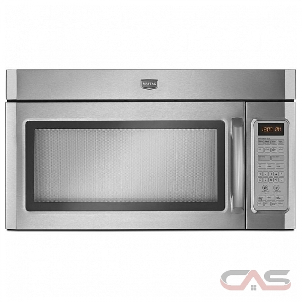 YMMV5208WS Maytag Microwave Canada - Sale! Best Price, Reviews and Specs - Toronto, Ottawa, Montréal, Vancouver, Calgary