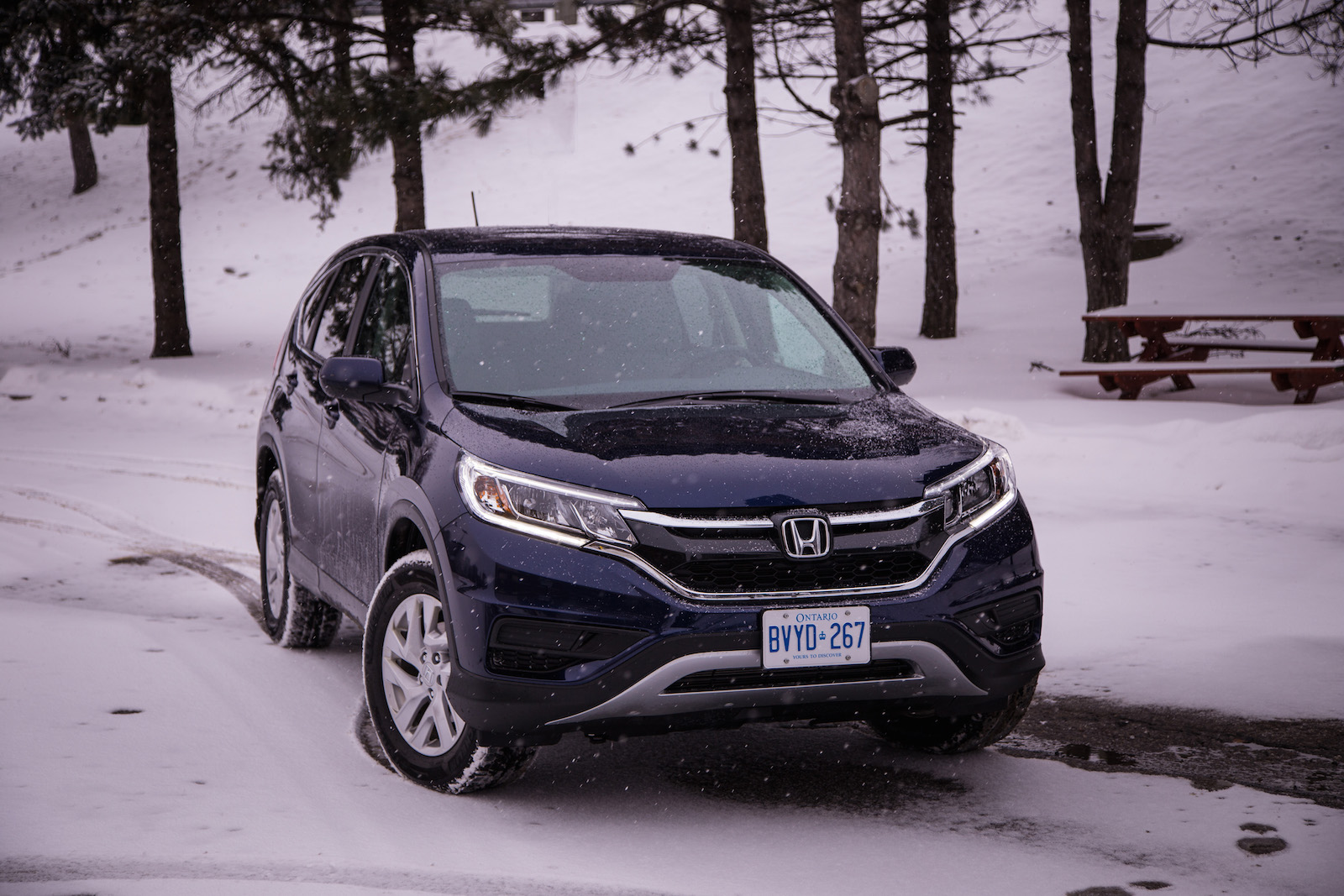 Honda Hrv Avis Review 2015 Honda Cr V Canadian Auto Review