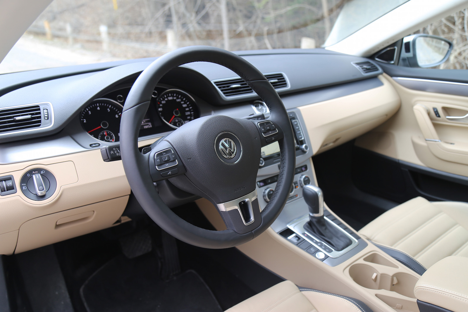 Interieur Golf 1 Sportline Review 2015 Volkswagen Cc Canadian Auto Review