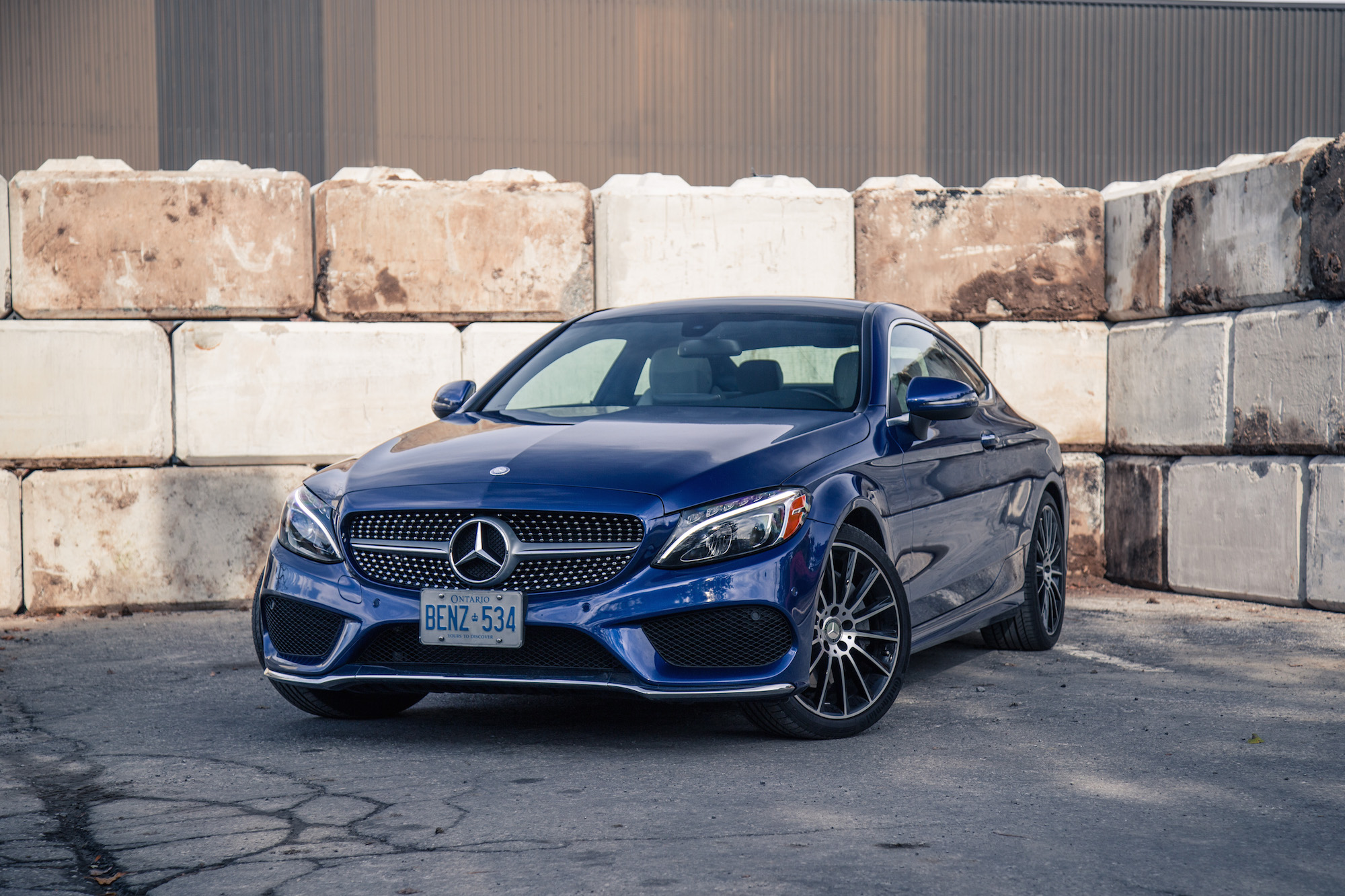 mercedes c class coupe review