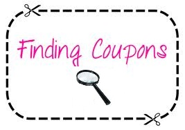 finding coupons Canada