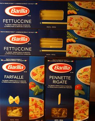 Barilla Pasta Sale $1.00- $0.50 coupon
