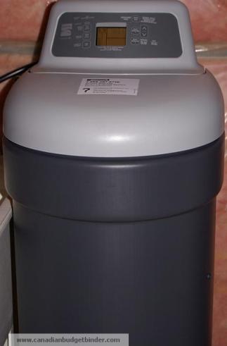 Sears Kenmore Water Softener