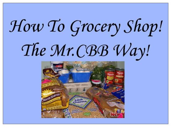 How To Grocery Shop