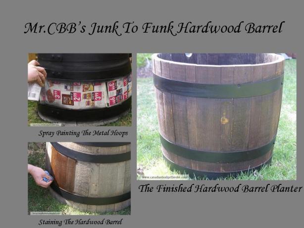 Mr.CBB's Junk to funk barrel 2