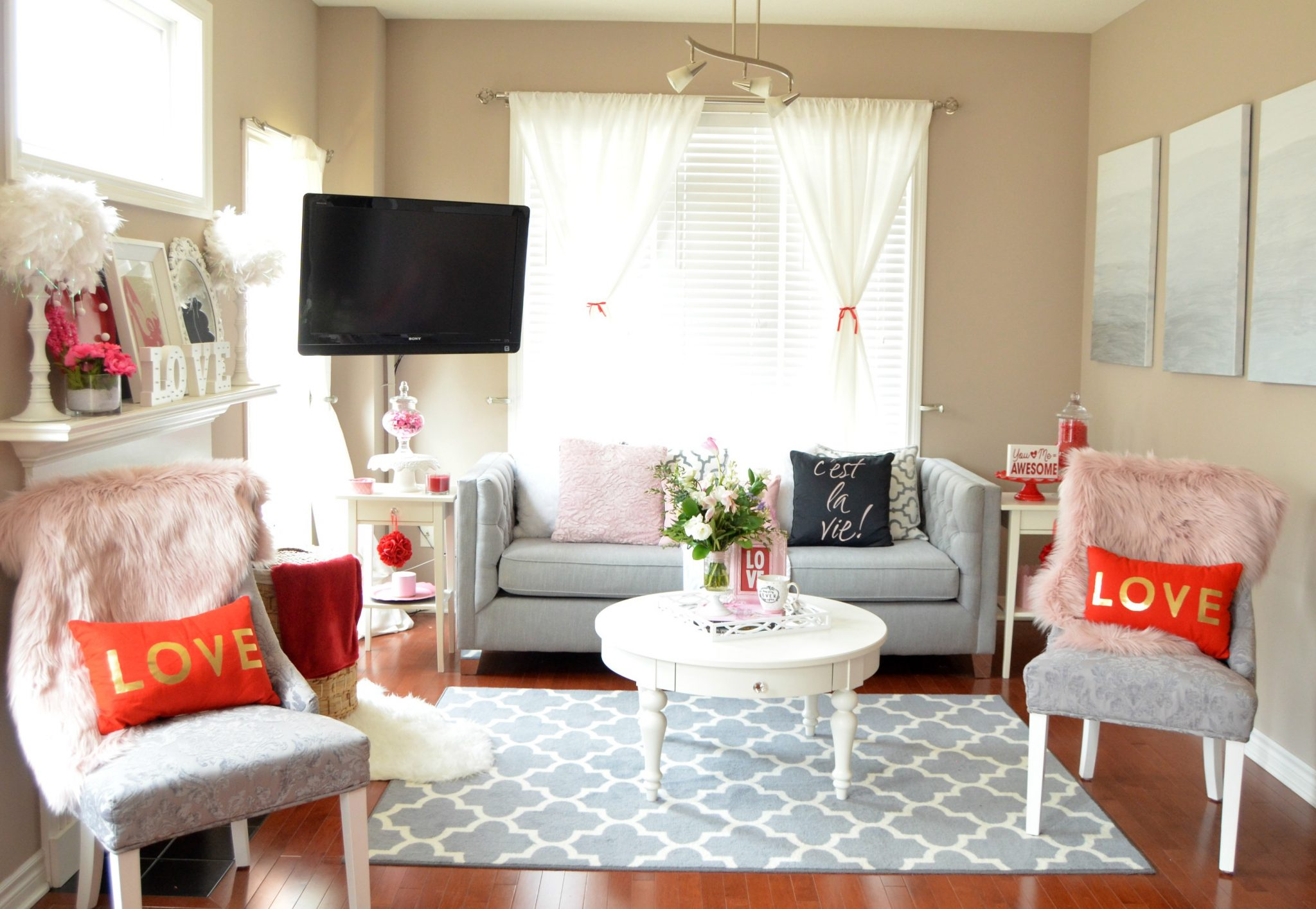 Valentine S Day Loveable Home Decor Ideas Exploring2gether