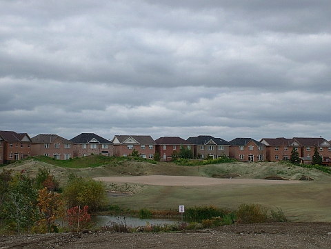 This Ain't Scotland: Brampton's Turnberry will offer 16 par-3s and two par-4s