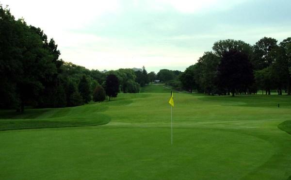 Weston Golf Club 12th hole
