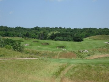 The third hole at Devil's Paintbrush. Best in Canada?
