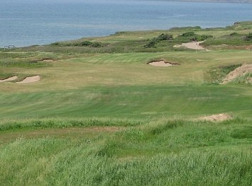 It is holes like the long par 4 15th that make Cabot Links so discussed even before opening.