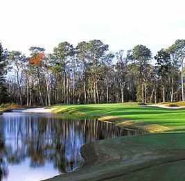 Kilmaric Golf Club 2nd hole
