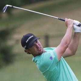 Defending champ Scott Piercy is back at the Canadian Open to the shock of no one.