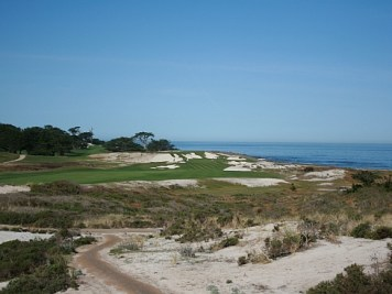 The holes away from the ocean, especially on the back nine, are exceptional.