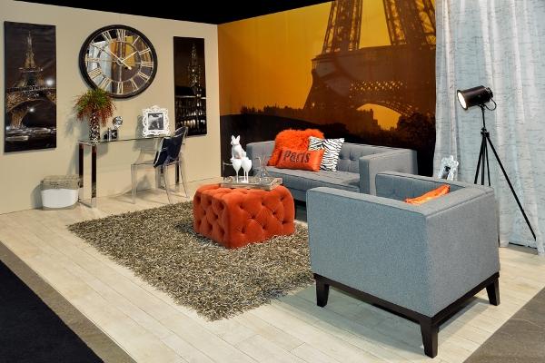Paris Themed Living Room Decor u2013 Modern House - paris themed living room