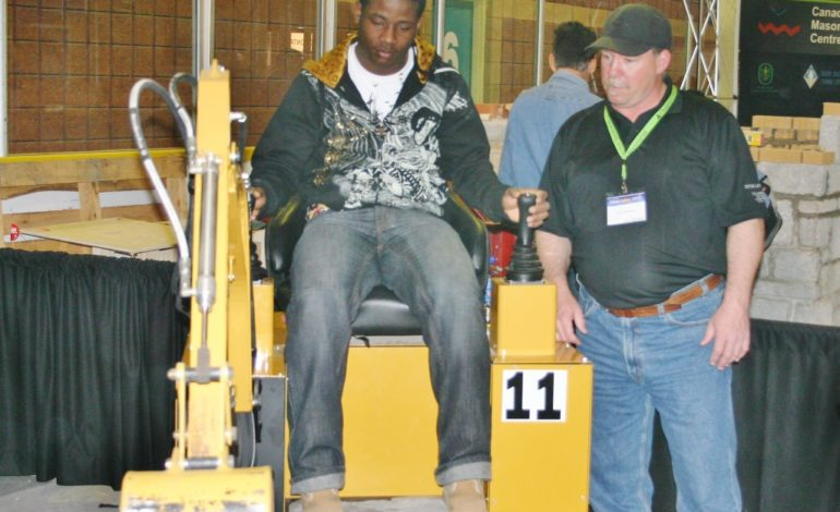 Future Building 2012 introduces students to exciting career options