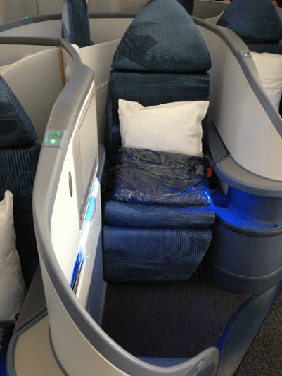 Air Canada Business Class Trip Report