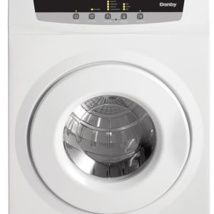 DDY060WDB_Danby® Front Load Electric Portable Dryer-White