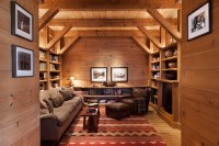 Rustic Design Ideas | Log Homes & Farmhouse | Rustic Home ...