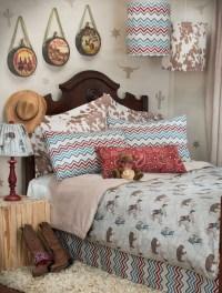 Cowboy Theme Bedrooms - Create A Cowboy Bedroom
