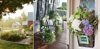 Rustic Spring Decorating Ideas | Introduce Nature ...