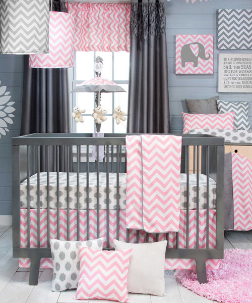 Baby Bettwäsche Mädchen Baby Girl Bedding Sets - Adorable Baby Bedding Sets