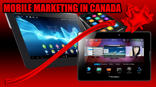 Mobile Marketing Advertising Canada