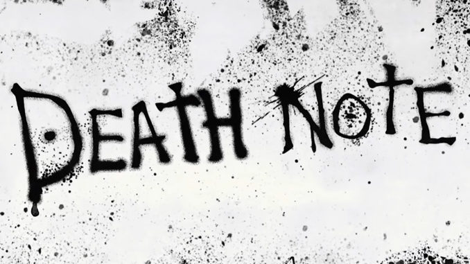 Death Note Coming To Netflix Canada On August 25, 2017 - Canadify - death note