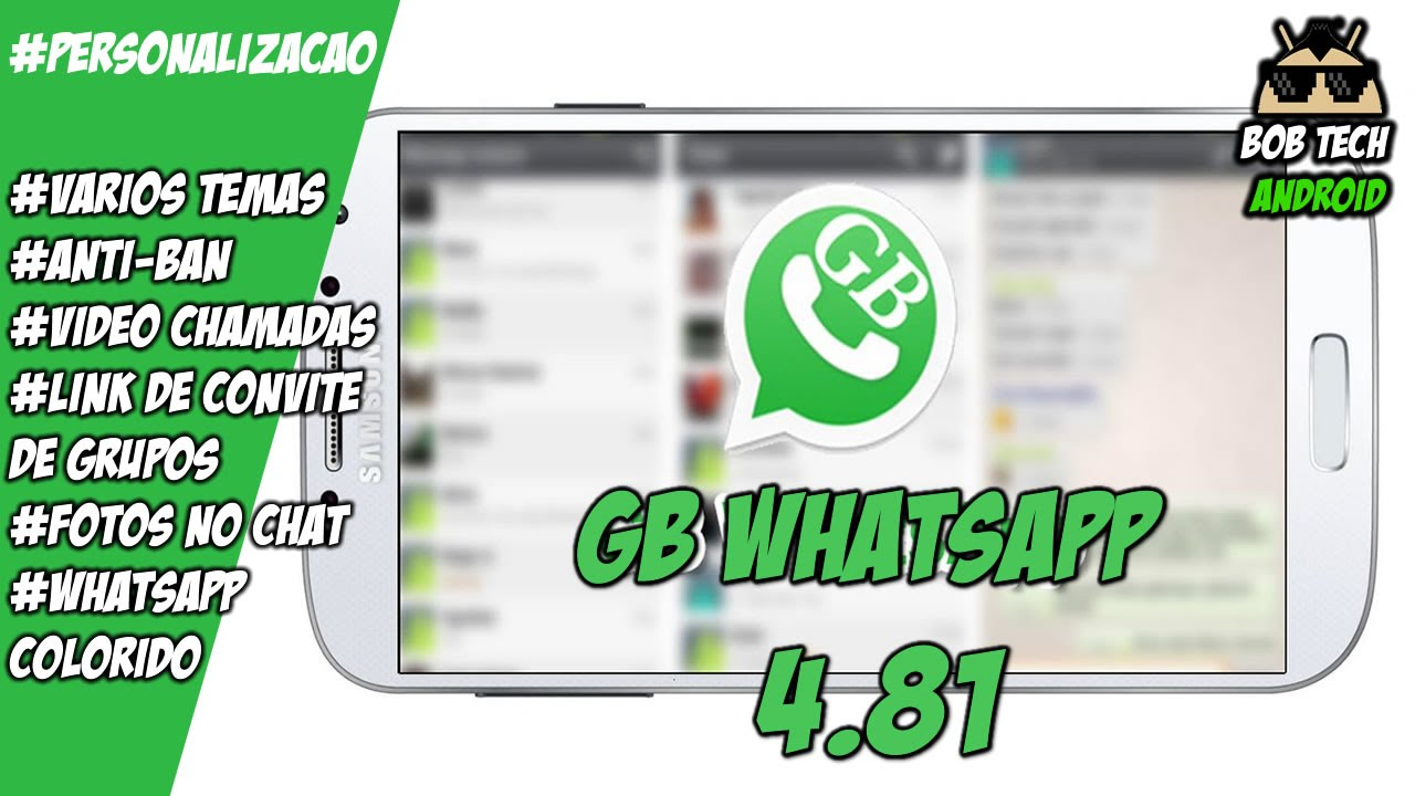 GB WhatsApp 4.81