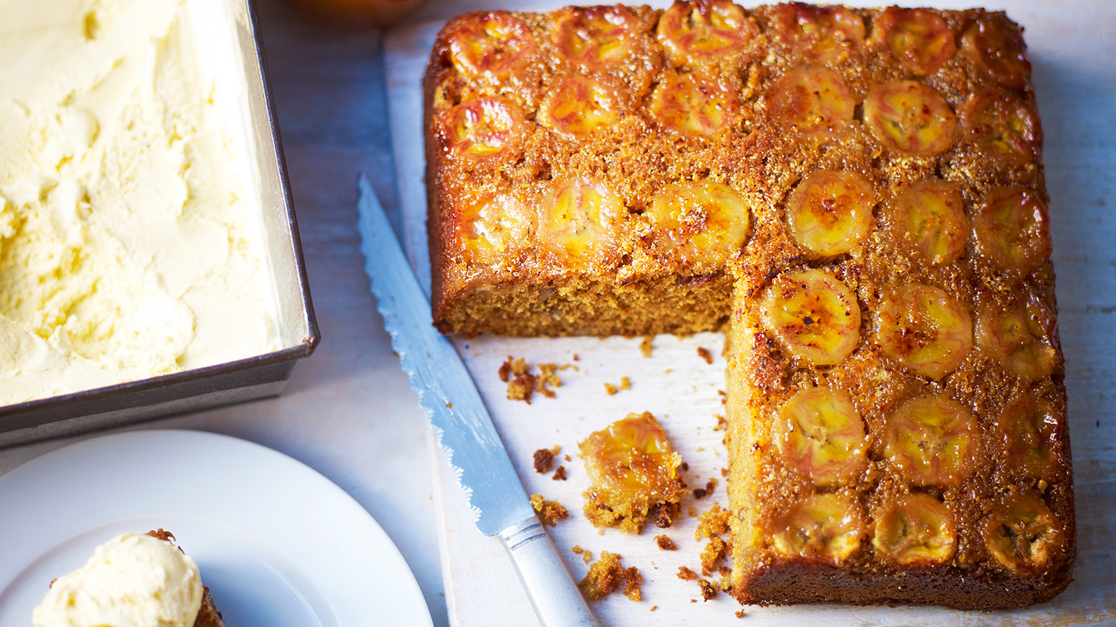 Canal Cocina Lorraine Pascale Tarta Dolce And Banana Dolce And Banana Cake Lorraine