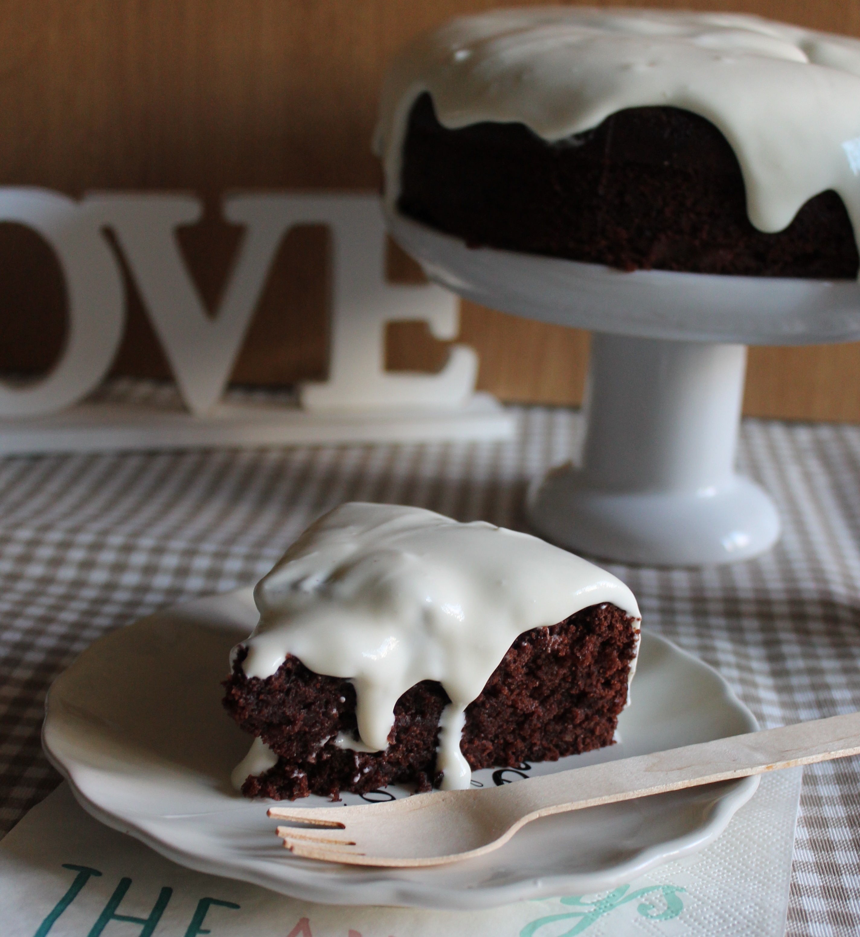 Canal Cocina Chocolate Chocolate Guinness Cake