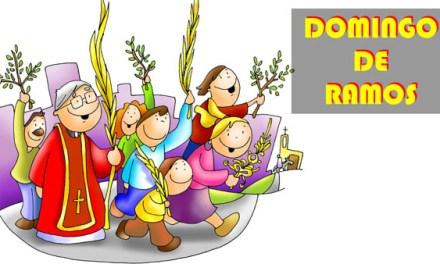 La Semana Santa, Domingo de Ramos