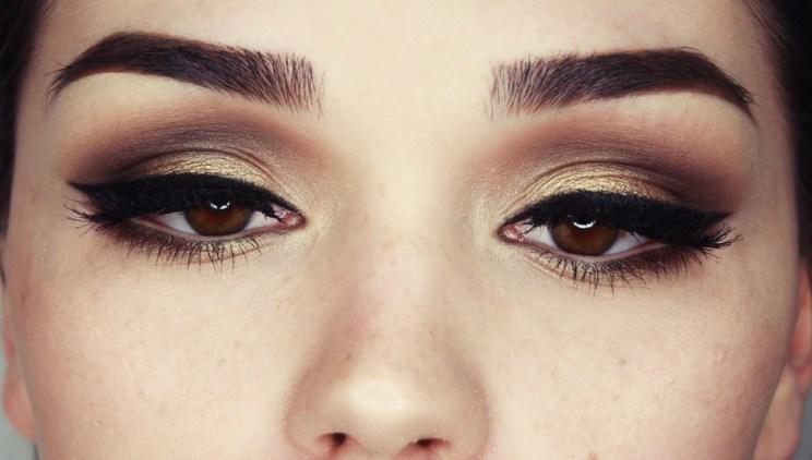 maquillaje de noche 14